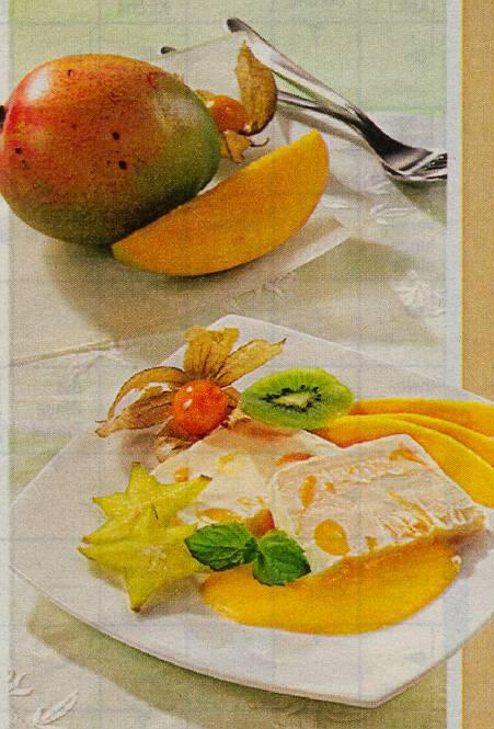 Mango Parfait Recipes — Dishmaps